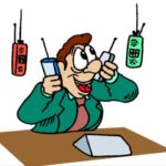 Cara melakukan telepon conference menggunakan IM3