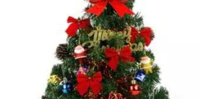 pohon Natal 2020
